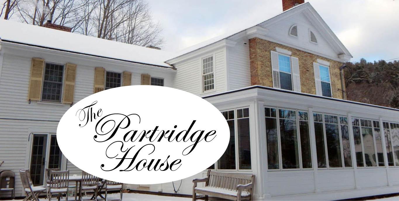 Partridge House Vermont